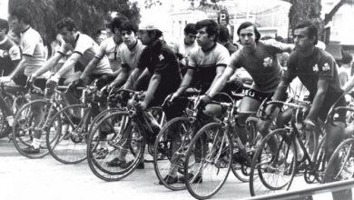 Οι πρώτοι Έλληνες ποδηλάτες