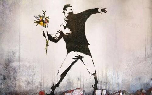 Ο Banksy αιφνιδιάζει τους Παριζιάνους