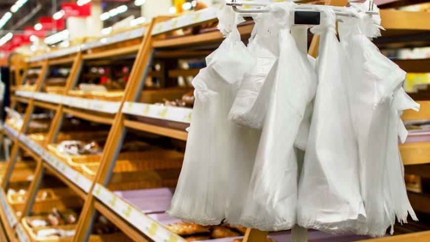 Σημαντική μείωση 75% στη χρήση της πλαστικής σακούλας