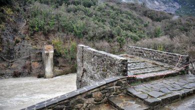 Ήπειρος: Εργασίες αποκατάστασης του γεφυριού της Πλάκας