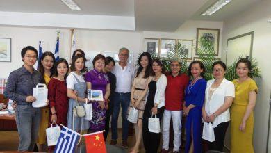 Συνάντηση Δημάρχου Λευκάδας με Κινέζους εκπροσώπους του επιχειρηματικού κλάδου