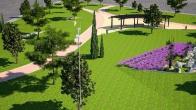 Πάρκο πρασίνου στην Πρέβεζα