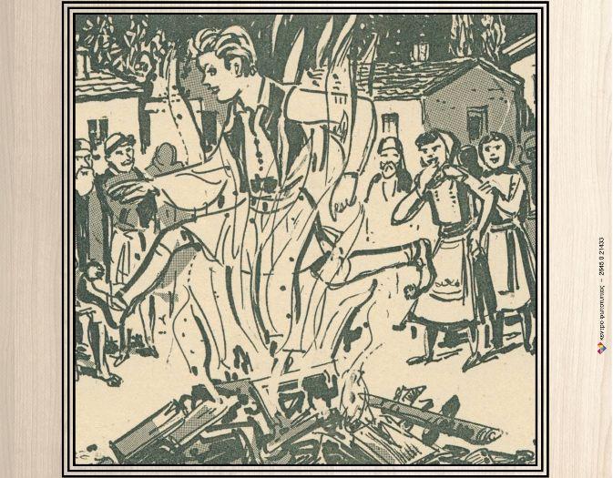 «Τ' Αϊ Γιαννιού τα Λάμπαρδα» από τον Πολιτιστικό Σύλλογο Σφακιωτών «Φωτεινός»
