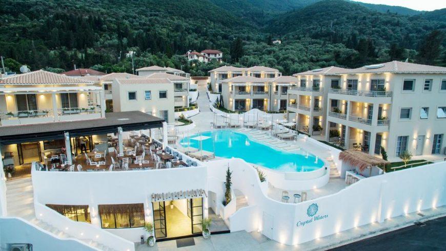 Crystal Waters: Μια διαφορετική πρόταση για διακοπές στη Λευκάδα
