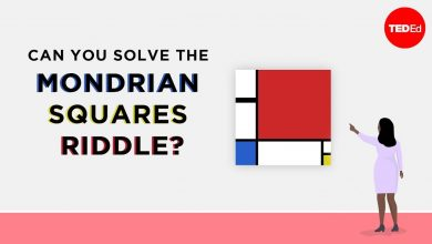 Can You Solve the Mondrian Squares Riddle?