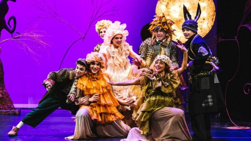 Παιδική παράσταση «Όνειρο Καλοκαιρινής Νύχτας» στο Ανοιχτό Θέατρο