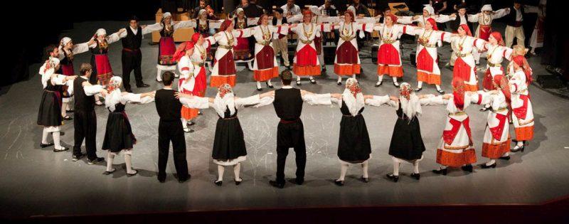 18ο διεθνές φεστιβάλ παραδοσιακών χορών στην Πρέβεζα