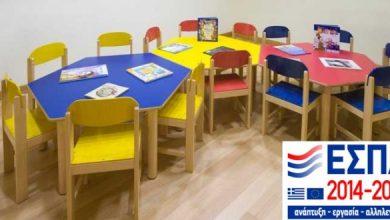 Παιδικοί σταθμοί ΕΣΠΑ: Ανοιχτή η εφαρμογή για το ερωτηματολόγιο εξόδου στην ΕΕΤΑΑ