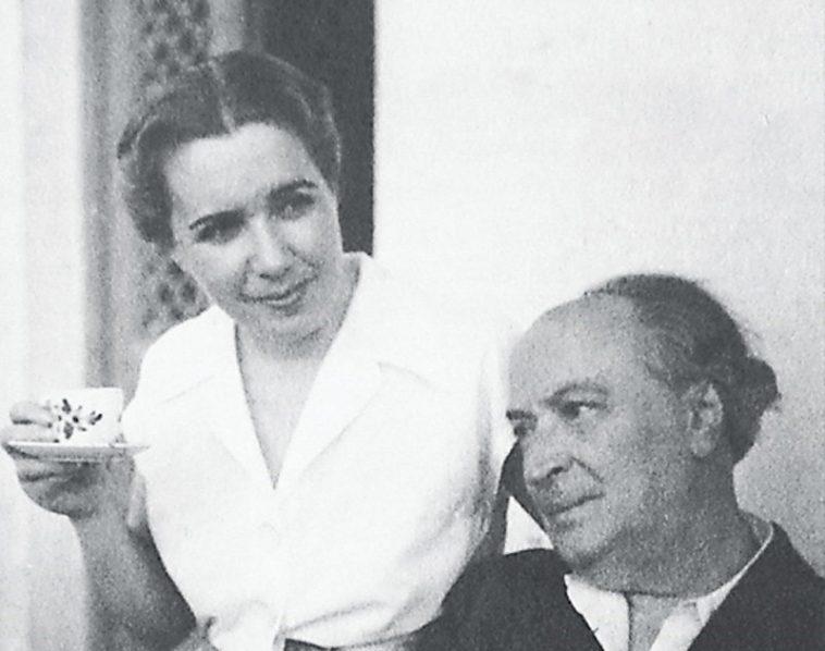 Άννα & Άγγελος Σικελιανός