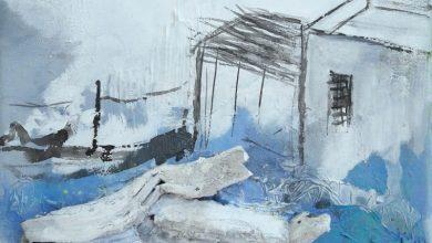 Έκθεση ζωγραφικής της Ζάννας Αρτέμη