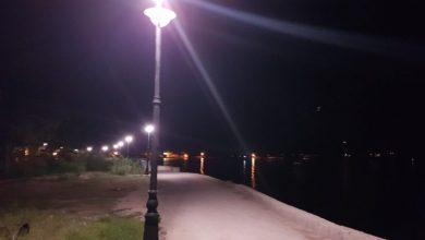 Επέκταση δικτύου φωτισμού στην παραλία Λυγιάς