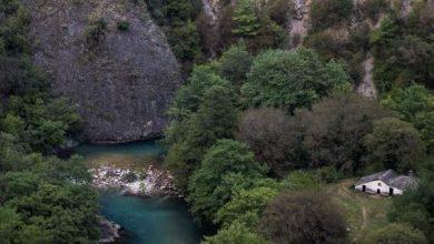Πεζοπορία στο φαράγγι του Βίκου -Το βαθύτερο του κόσμου σύμφωνα με το Γκίνες