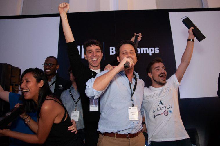 Ο 22χρονος Οδυσσέας επέστρεψε από το MIT κερδίζοντας το πρώτο βραβείο