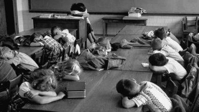9 vintage φωτογραφίες από όλο τον κόσμο μας θυμίζουν τι θα πει «Πρώτη μέρα σχολείο»