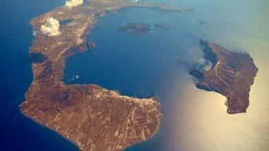 Νέα έρευνα: Πιο πρόσφατη η μινωική έκρηξη του ηφαιστείου της Σαντορίνης