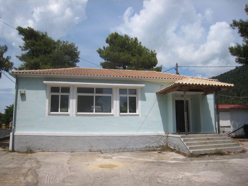 Επισκευάστηκαν τα παλιά σχολικά κτήρια σε Δράγανο και Κομηλιό