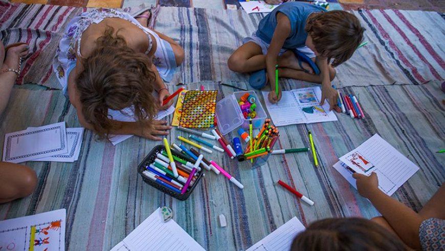 Με φερέλπιδες νεαρούς συγγραφείς γέμισε χθες το απόγευμα η αυλή του Fagottobooks