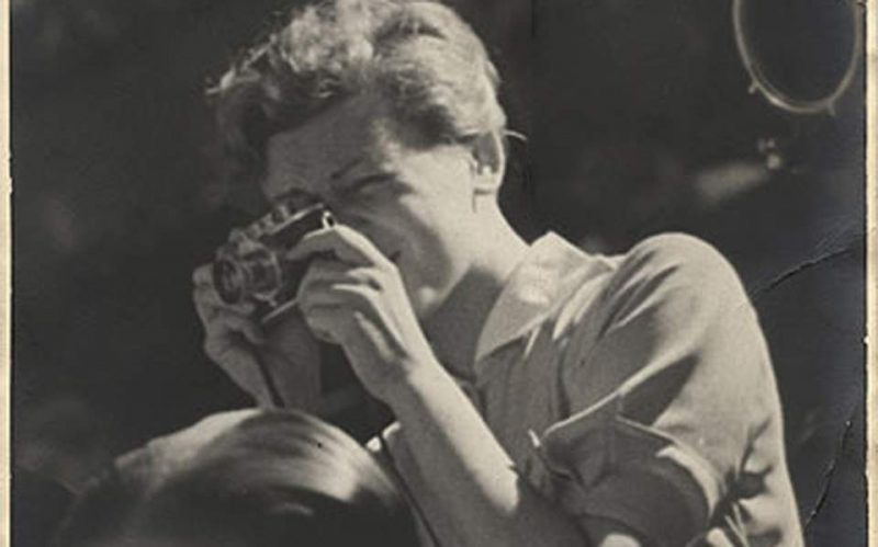 Η Google τιμά την πρώτη γυναίκα πολεμική φωτορεπόρτερ, Γκέρντα Τάρο