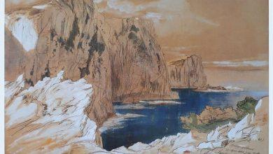 Η Λευκάδα του Εdward Lear