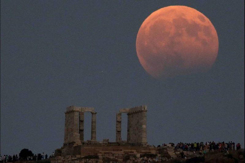 Πανσέληνος Αυγούστου: Εκδηλώσεις σε μουσεία και αρχαιολογικούς χώρους σε όλη τη χώρα