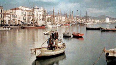 Οι πρώτες έγχρωμες φωτογραφίες της Ελλάδας