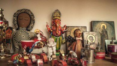 Στο σπίτι της Μάγιας Τσόκλη στο Θησείο