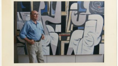 Γιάννης Μόραλης: Ένα Μάθημα Ηθικής και Αισθητικής στο Μουσείο Μπενάκη