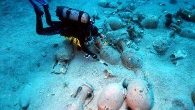 Πρέβεζα: Έρευνες για αρχαίο ναυάγιο στη θαλάσσια περιοχή του Μύτικα
