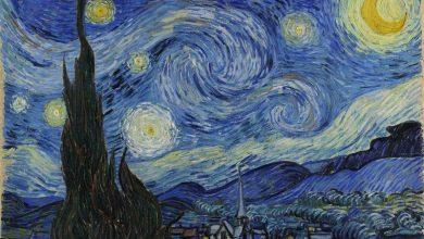Πώς ο Βαν Γκογκ εμπνεύστηκε την «Έναστρη Νύχτα» από το «Μεγάλο Κύμα» του Χοκουσάι
