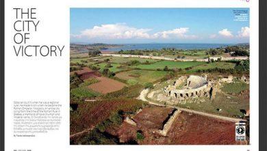 Σπουδαίο αφιέρωμα της Fraport στην Αρχαία Νικόπολη σε ένα πολυάριθμο target group επισκεπτών