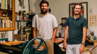 Δρυοκολάπτες: Δύο εικαστικοί που φτιάχνουν χειροποίητα βιβλία-έργα τέχνης