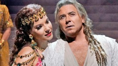 «Samson et Dalila» in Preveza