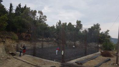 Κατασκευή νέας δεξαμενής ύδρευσης για την εξυπηρέτηση των οικισμών Λυγιάς-Κατούνας-Επίσκοπου