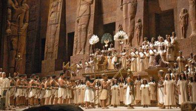 «Αΐντα» από τη Metropolitan Opera στην Πρέβεζα