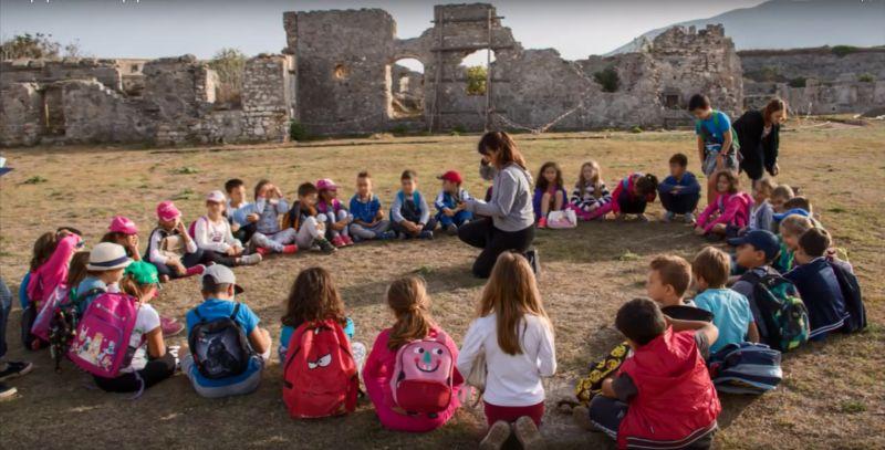 Η Εφορεία Αρχαιοτήτων Αιτωλοακαρνανίας και Λευκάδος διοργάνωσε εκπαιδευτικά προγράμματα για μαθητές