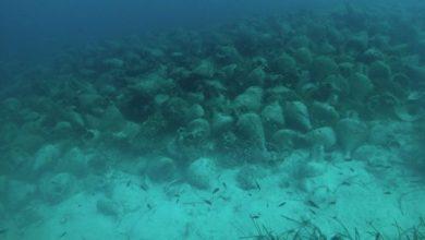 Ετοιμάζουν υποβρύχιες ξεναγήσεις σε ναυάγια