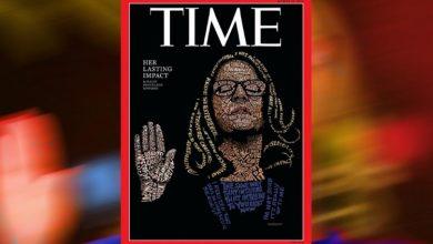 Ένας Έλληνας για μια συγκλονιστική ιστορία στο εξώφυλλο του Time