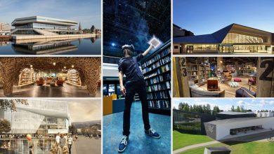 Έτσι θέλουν τις δημόσιες βιβλιοθήκες του μέλλοντος