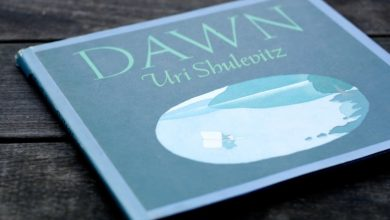Dawn: A vintage watercolor serenade to the world becoming conscious of itself