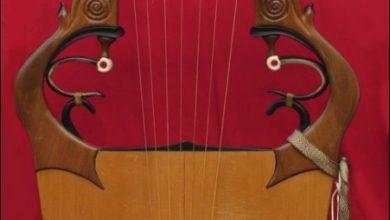 Πιστά αντίγραφα αρχαίων ελληνικών μουσικών οργάνων στο μουσείο της Νικόπολης Πρεβέζης