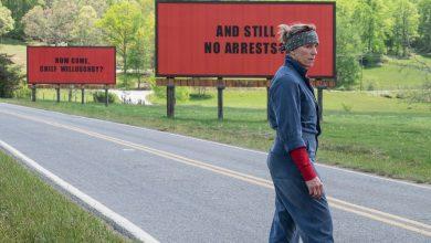 «Οι τρεις πινακιδες έξω από το Έμπινγκ, στο Μιζούρι» από την Κινηματογραφική Λέσχη Πρέβεζας