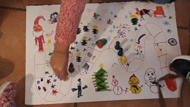 Στιγμιότυπα από το χριστουγεννιάτικο μας εργαστήριο