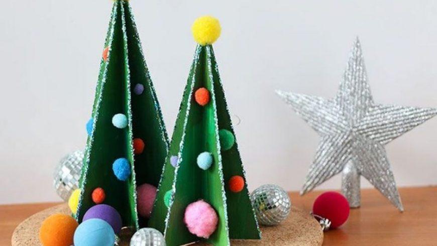 Χριστουγεννιάτικο εργαστήρι κατασκευών από τον παιδικό σταθμό Δήμου Λευκάδας