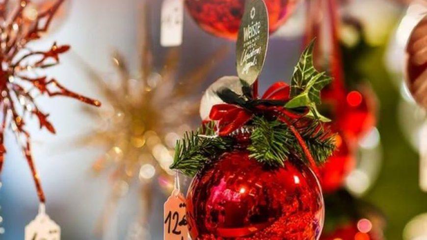 Χριστουγεννιάτικο παζάρι Νυδριού