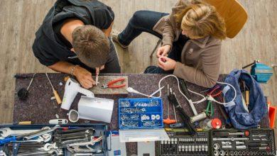 Εκδήλωση Repair cafe με τη Λευκογαία, δεν πετάμε τίποτα, επισκευάζουμε!