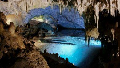 Το σπήλαιο της Ανεμότρυπας στα Τζουμέρκα