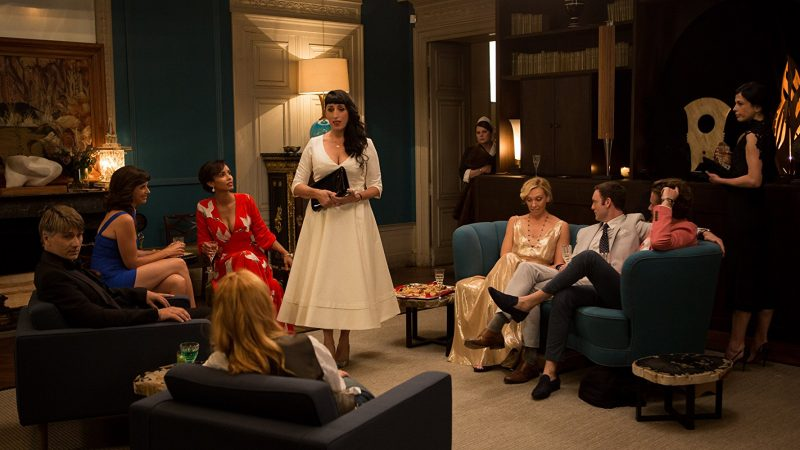 Το Σάββατο η ταινία «Κυρία από τύχη» στο Φουαγιέ του Ανοιχτού Θεάτρου
