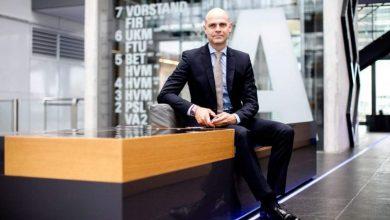Alexander Zinell: Διευθύνων σύμβουλος Fraport Greece
