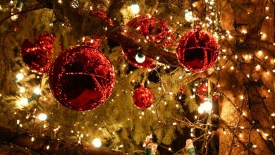 Χριστούγεννα στην πλατεία Μαρκά