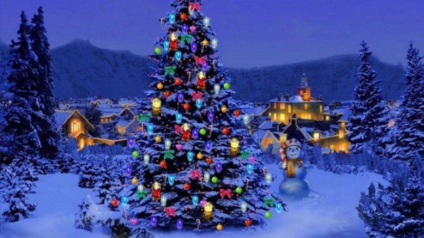 To χριστόξυλο, οι καλικάντζαροι και άλλα έθιμα των Χριστουγέννων
